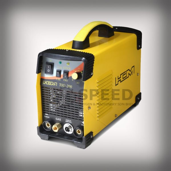 HCM Inverter tig welding 200